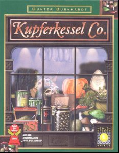 "Rezension ""Kupferkessel & Co."""