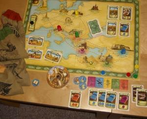 Jenseits von Theben (Queen Games)