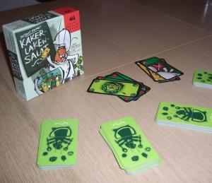 Kakerlakensalat (Drei Magier Spiele)