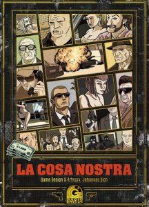 """Rezension """"La Cosa Nostra"""""""