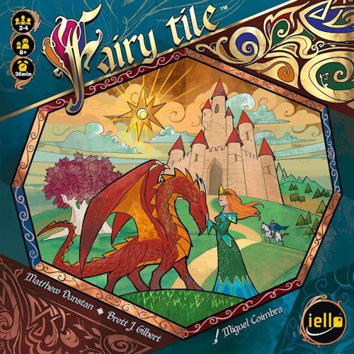 """Rezension """"Fairy Tile"""""""
