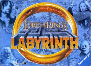 "Rezension ""Labyrinth – Lord of the Rings"""