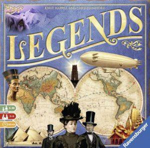 """Rezension """"Legends"""""""