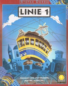 """Rezension """"Linie 1"""""""