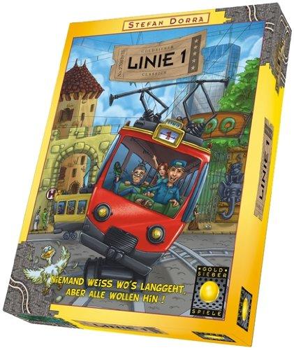 Linie 1 (Neuauflage) (Goldsieber)