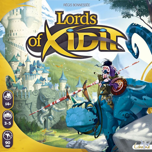 "Rezension ""Lords of Xidit"""