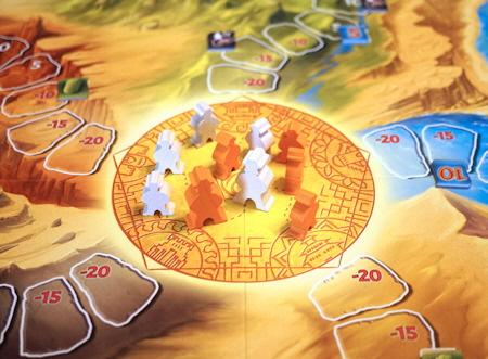 Lost Cities - das Brettspiel (Kosmos)