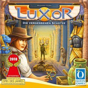"""Rezension """"Luxor"""""""