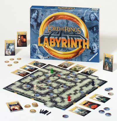 Labyrinth - Lord of the Rings (Ravensburger)
