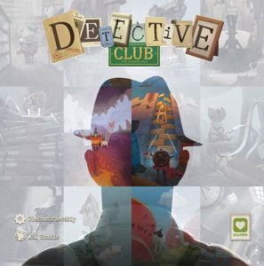 "Rezension ""Detective Club"""