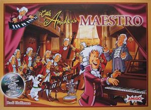 "Rezension ""Little Amadeus Maestro"""