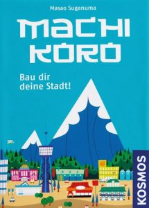 "Rezension ""Machi Koro"""