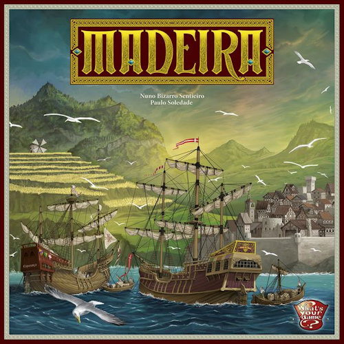 "Rezension ""Madeira"""