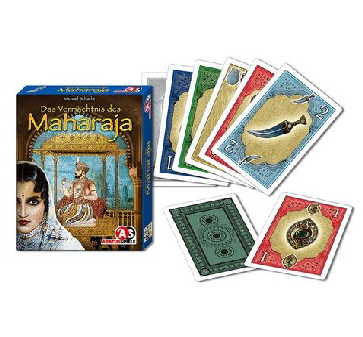 Das Vermächtnis des Maharaja (Abacus Spiele)