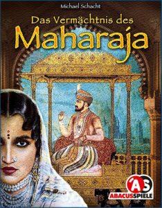 """Rezension """"Das Vermächtnis des Maharaja"""""""