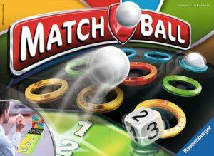 "Rezension ""Matchball"""