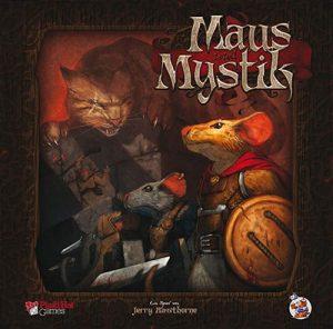 """Rezension """"Maus und Mystik"""""""