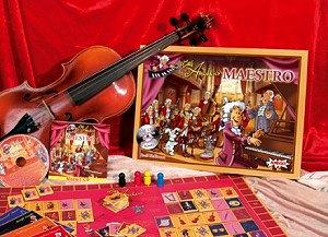 Little Amadeus Maestro (Amigo)Little Amadeus Maestro (Amigo)