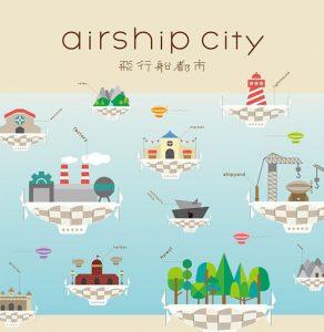 "Rezension ""Airship City"""