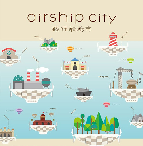 "Rezension ""Airship City"""