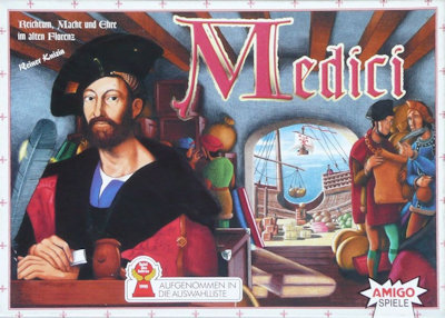 "Rezension ""Medici"""