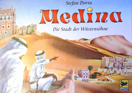 "Rezension ""Medina"""