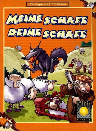 """Rezension """"Meine Schafe, Deine Schafe"""""""