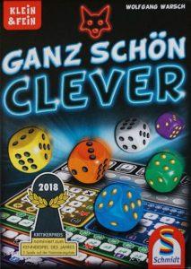 """Rezension """"Ganz Schön Clever"""""""