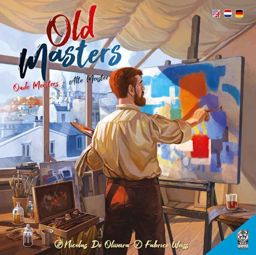 "Rezension ""Old Masters"""