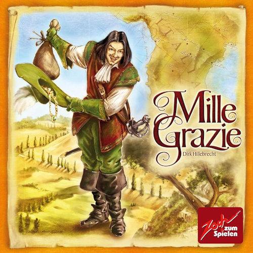 "Rezension ""Mille Grazie"""