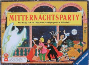 "Rezension ""Mitternachtsparty"""