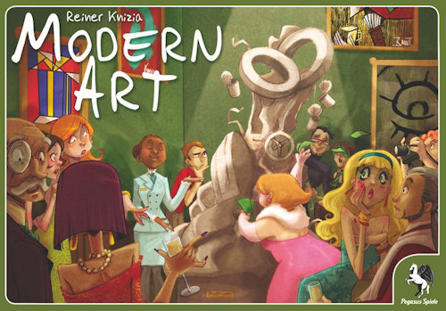 Modern Art (Pegasus Spiele)