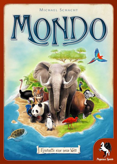 """Rezension """"Mondo"""""""