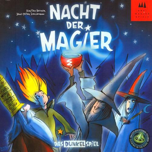 """Rezension """"Nacht der Magier"""""""