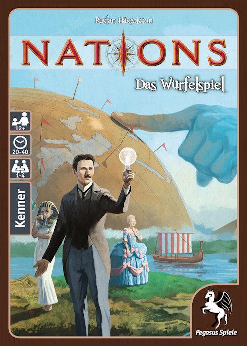 """Rezension """"Nations Würfelspiel"""""""