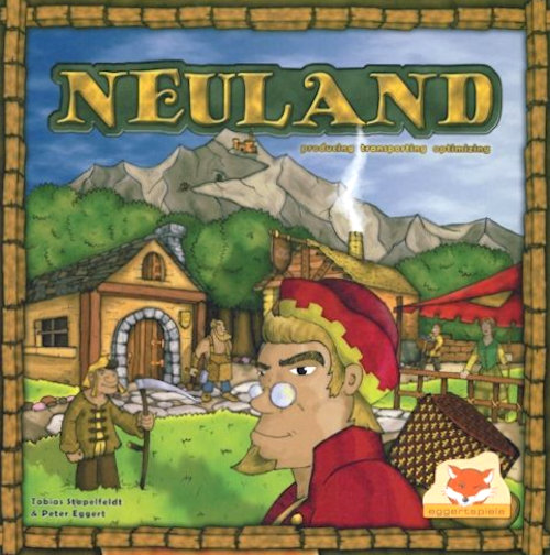 "Rezension ""Neuland"""