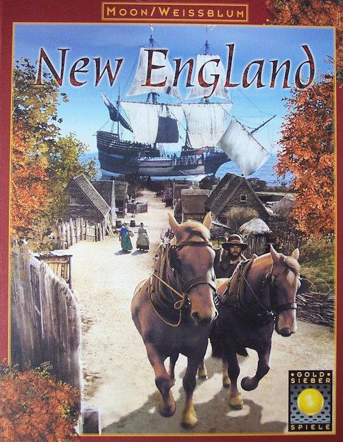 "Rezension ""New England"""