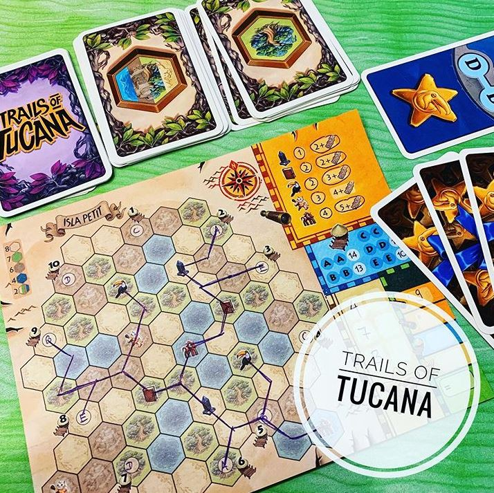 Trails of Tucana (Aporta Games)