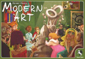 """Rezension """"Modern Art"""""""