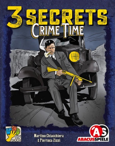 "Rezension ""3 Secrets – Crime Time"""