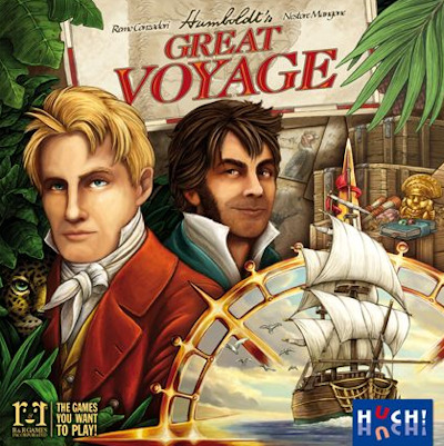 "Rezension ""Humboldt's Great Voyage"""
