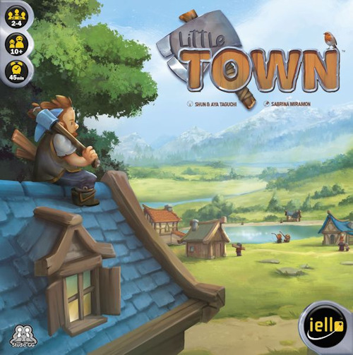"Rezension ""Little Town"""