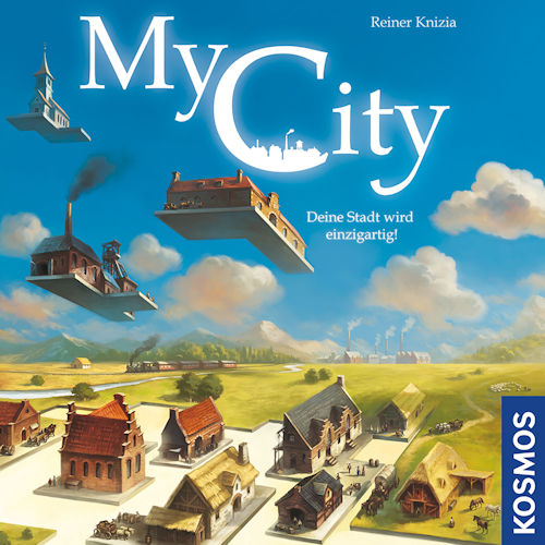 "Rezension ""My City"""
