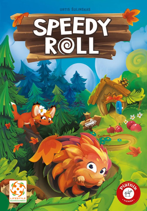 "Rezension ""Speedy Roll"""