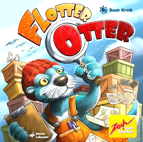 "Rezension ""Flotter Otter"""