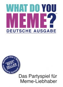 "Rezension ""What do you Meme?"""