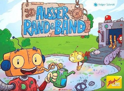 """Rezension """"Ausser Rand und Band"""""""