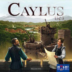 """Rezension """"Caylus 1303"""""""
