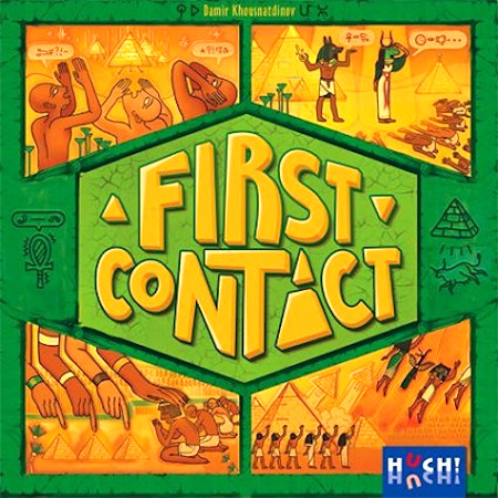 "Rezension ""First Contact"""