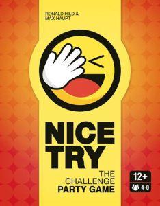 "Rezension ""Nice Try"""